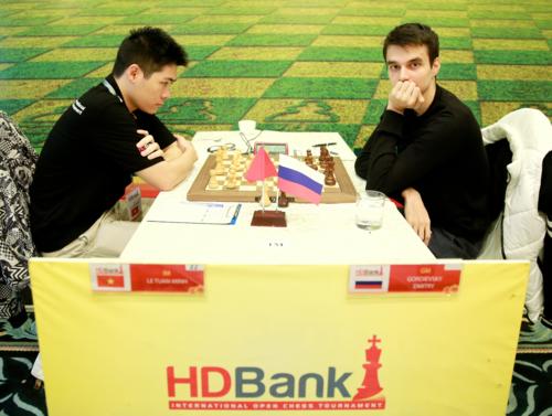 Giải đấugiúpcác kỳ thủ Việt Nam có thêm cơ hội cọ xát với các cao thủ đến từ khắp nơi trên thế giới.