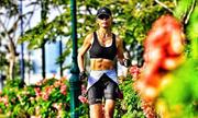 Tiểu Phương - 'bông hồng thép' của làng chạy bộ