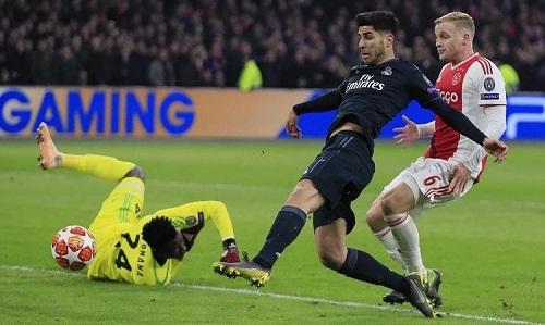 Real có thừa bản lĩnh để giành một kết quả có lợi ở trận lượt về với Ajax. Ảnh: Reuters.