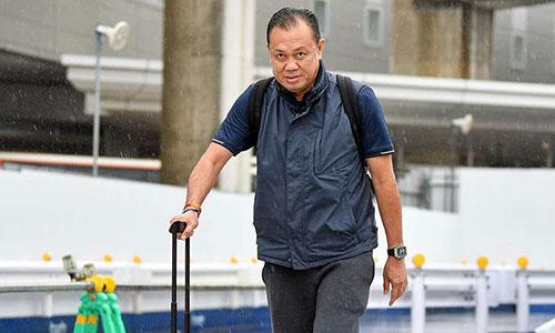 Ông Newin là người có công lớn đưa Buriram United thành thế lực số một Thái Lan. Ảnh: Goal.