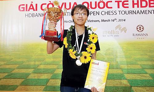Trường Sơn từng vô địch giải cờ vua HDBank năm 2014. Elo cao nhất của anh là 2.665 (tháng 11/2011).