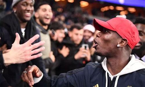 Pogba sẽ có thêm cơ hội tại Champions League mùa này. Ảnh: Reuters