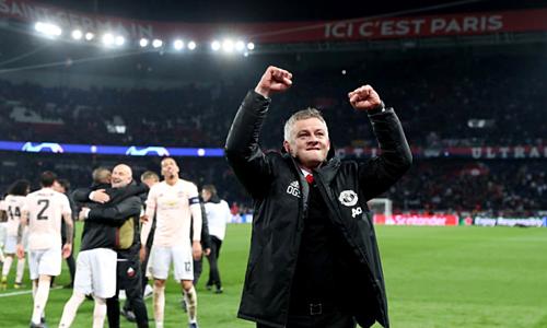Solskjaer quả quyết Man Utd muốn thắng PSG 4-2 để đi tiếp, và trên thực tế, đội của ông chỉ làm được gần như thế. Nhưng 3-1 cũng là đủ để Man Utd làm nên điều thần kỳ.