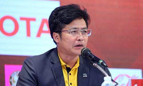 Ông Warong Thiuthas tự tin với mục tiêu nâng chất lượng Thai League 1.