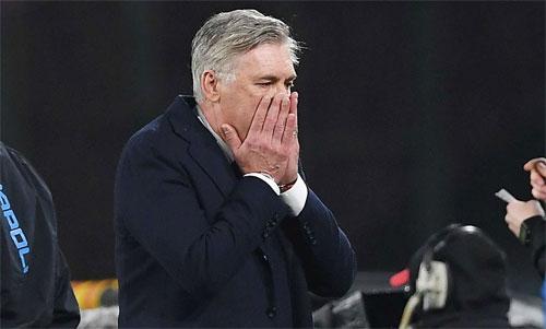 Ancelotti cảm thấy tiếc cho PSG và Tuchel. Ảnh: Reuters