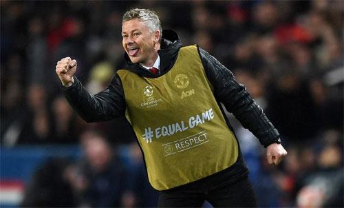Solskjaer xứng đáng với sự tin tưởng của Man Utd.