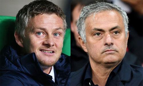 Solskjaer thay Mourinho từ tháng 12 năm ngoái.
