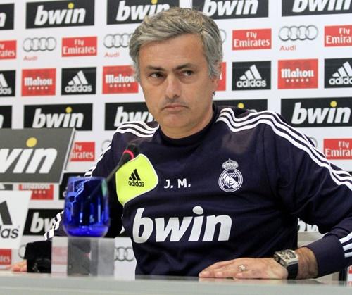 Mourinho từng dẫn dắt Real trong ba năm, từ 2010 đến 2013. Ảnh: Reuters.