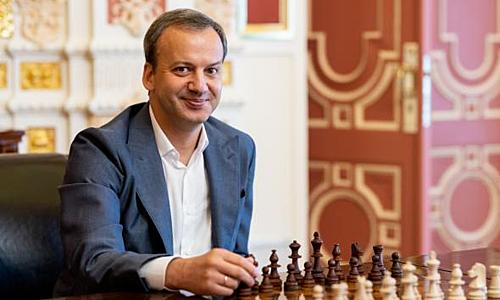 Ông Dvorkovich với sứ mệnh đưa cờ vua lần đầu đến Olympic. Ảnh: Chess.com.