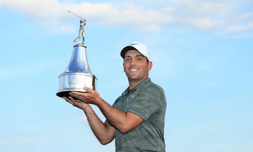 Molinari nhận 1,63 triệu đôla sau chức vô địch Arnold Palmer Invitational 2019. Ảnh: Golfweek.