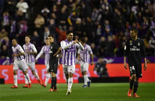 Valladolid xứng đáng vượt lên.
