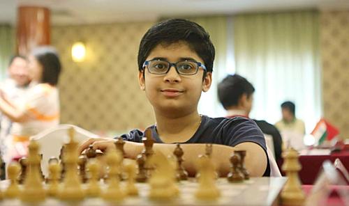 Mendonca có thể coi giải cờ vua HDBank như bệ phóng tài năng.