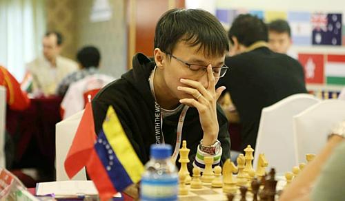 Trường Sơn không thi đấu thành công, khiến chức vô địch HDBank một lần nữa thuộc về kỳ thủ nước ngoài.