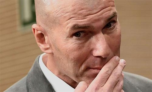 Zidane sẽ là nhân vật quan trọng nhất của Real. Ảnh: Reuters