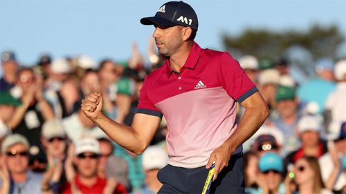 Garcia được chờ đợi sẽ là một trong những golfer nước ngoài thách thức ngôi vô địch năm nay.