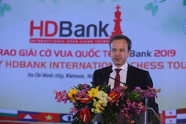 Giải Cờ vua Quốc tế HDBank sẽ nâng tầm cờ vua Việt Nam ra thế giới - page 2 - 1