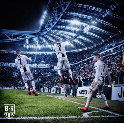 Champions League, ở giai đoạn knock-out, dường như luôn là nguồn cảm hứng dạt dào để Ronaldo chói sáng, ghi dấu ấn quyết định của anh lên tập thể.