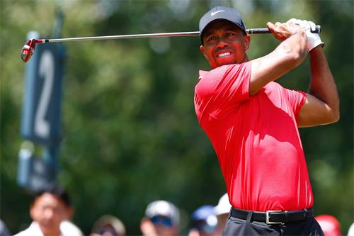 Sân TPC Sawgrass được xem là thách thức về độ ổn định cho mọi golfer, kể cả những người dày dạn kinh nghiệm như Tiger Woods.