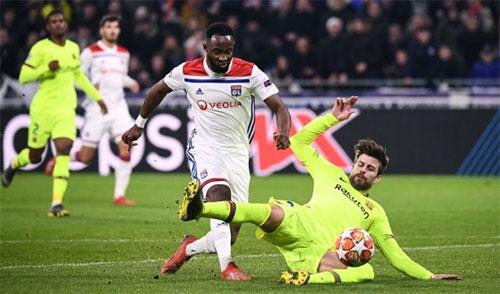 Lyon sẽ phải đối mặt với Barca đang có cảm giác rất tốt.