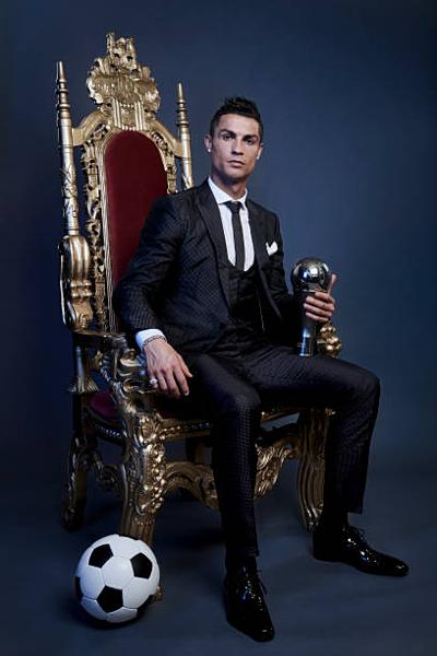 Ronaldo là ông vua của Champions League.