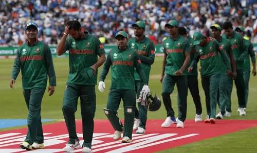 Các tuyển thủ cricket Bangladesh suýt trở thành nạn nhân của vụ xả súng. Ảnh: Reuters.