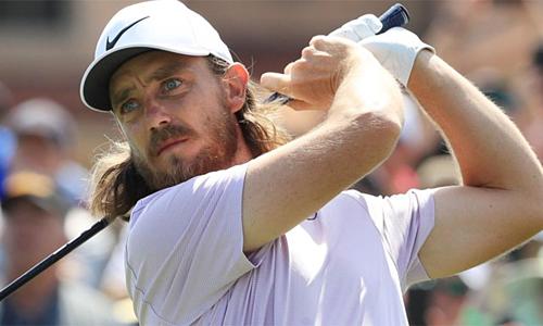Fleetwood vẫn đang tìm kiếm danh hiệu PGA Tour đầu tiên trong sự nghiệp. Ảnh: Sky.