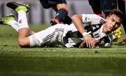 Juventus thua trận đầu tiên ở Serie A