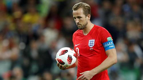 Kane đang là đội trưởng tuyển Anh. Ảnh:Reuters.