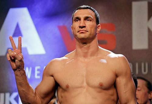 Wladimir Klitschko cùng người anh Vitali đã thống trị quyền Anh hạng nặng trong một thập niên. Ảnh: Reuters.