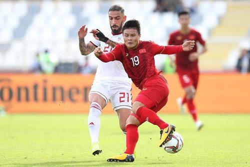 Quang Hải và các đồng đội từng giành HC bạc giải U23 châu Á năm 2018.
