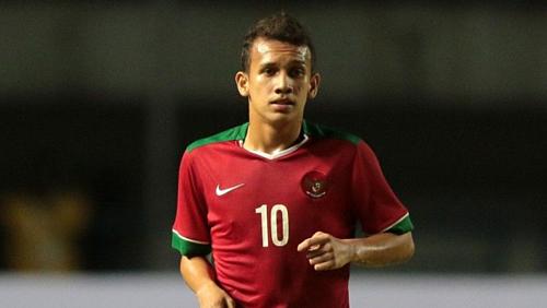 Maulana là niềm kỳ vọng của U23 Indonesia.