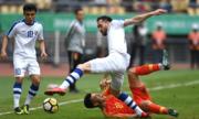 Trung Quốc thua Uzbekistan, đứng cuối giải đấu trên sân nhà