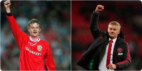 Molde khiến Man Utd hai lần phải móc hầu bao, từ thời cầu thủ tới khi làm HLV.