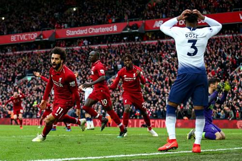 Liverpool có cơ hội lớn chấm dứt gần ba thập niên trắng tay ở Ngoại hạng Anh. Ảnh: AFP.