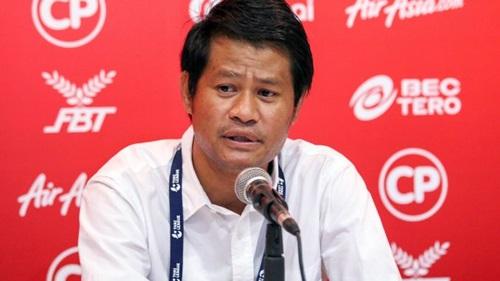 Ông Uthai từng có một năm kinh nghiệm huấn luyện ở BEC Tero Sasana hồi năm 2017.