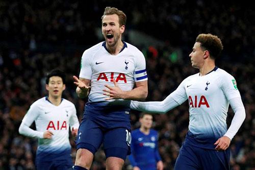 Tottenham ngày càng phát triển khả năng kiếm tiền. Ảnh: EPA.