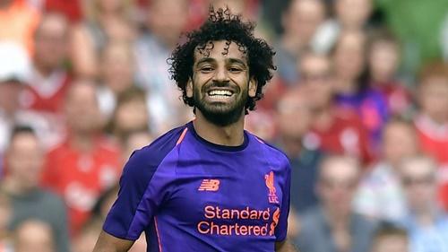 Salah là ngôi sao hàng đầu của Liverpool trong hai năm trở lại đây. Ảnh: EPA.