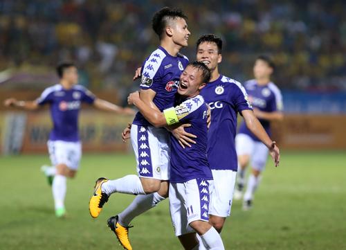 Quang Hải nói gì sau khi ghi bàn đẳng cấp tại vòng 4 V.League 2019