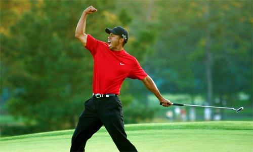 Woods bốn lần vô địch Masters, nhưng lần gần nhất đã từ năm 2005.