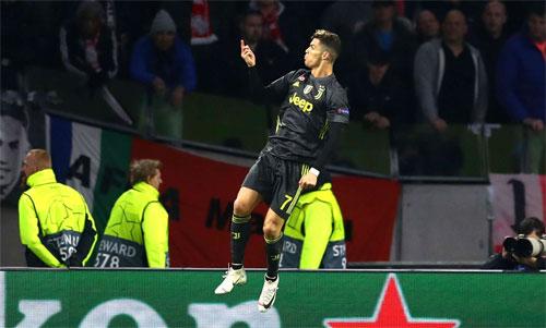 Ronaldo chứng tỏ giá trị của sự tái xuất kịp thời. Ảnh: Reuters