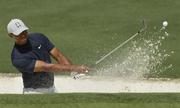 Tiger Woods tự tin sẽ vô địch Masters sau 70 gậy ở vòng một
