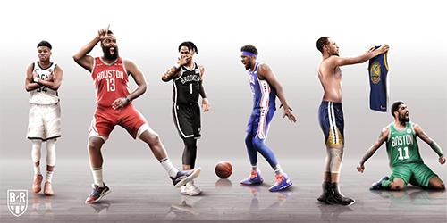 Curry, Harden, Leonard, Antetokounmpo là những ngôi sao được kỳ vọng sẽ tỏa sáng tại play-off năm nay.