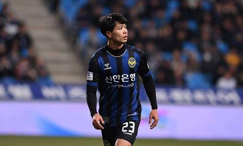 Công Phượng không thể giúp Incheon có điểm. Ảnh: Incheon United.