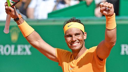 Suốt nhiều năm qua vẫn chưa ai có thể thực sự làm khó cho Nadal trên sân đất nện.