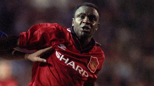 Parker đã chơi hơn 100 trận cho Man Utd ở Ngoại hạng Anh.
