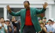 Tiger Woods: 'Cơ thể không như xưa, nhưng đôi tay tôi vẫn tốt'