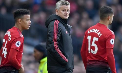 Solskjaer cho rằng Man Utd có động lực để tạo ra một màn ngược dòng trên sân khách. Ảnh: AFP.