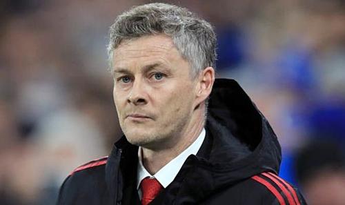 Solskjaer đối mặt thực tại khi Man Utd trình diễn phong độ yếu kém như hồi đầu mùa. Ảnh:AFP.