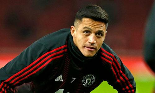 Sanchez trở lại mái nhà xưa với hy vọng vượt qua đội cũ. Ảnh: Reuters