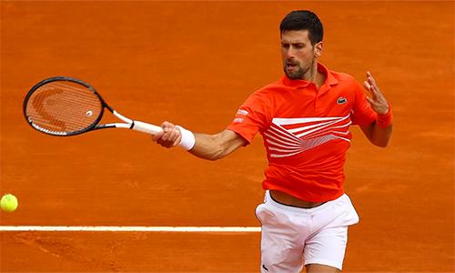 Djokovic có chiến thắng thứ 850 trong sự nghiệp. Ảnh: FOX Sports.
